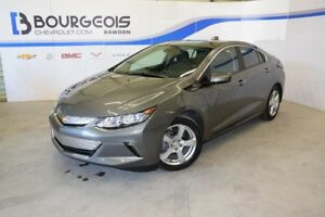 2017 Chevrolet VOLT *** LT, CAMERA, DEMARREUR A DISTANCE ***