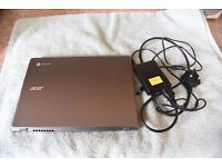 Acer Chromebook C720 + original power supply