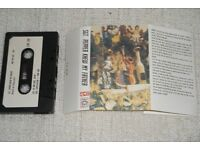SGT. PEPPER KNEW MY FATHER - NME CASSETTE TAPE: excellent condition