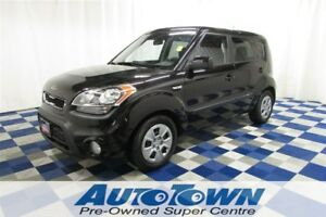 2012 Kia Soul ONE OWNER/HEATED SEATS/BLUETOOTH