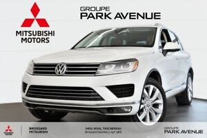 2015 Volkswagen Touareg TDI 4Motion Execline*Toit Pano*GPS*Cuir