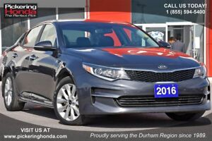 2016 Kia Optima LX HEATED SEATS BLUETOOTH REAR CAMERA