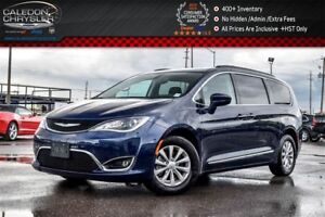 2017 Chrysler Pacifica Touring-L|Backup Cam|Bluetooth|Leather|Tr