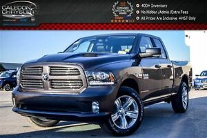 2017 Ram 1500 New Truck Sport|4x4|R-Strt|Bluetooth|Backup Cam|Pw