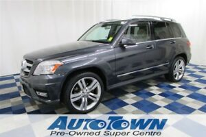 2012 Mercedes-Benz GLK-Class 350 4MATIC AWD/SUNROOF/LEATHER/BACK