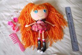La La Loopsy - 'Bea Spells-a-Lot' Lalaloopsy Loopy Hair Doll