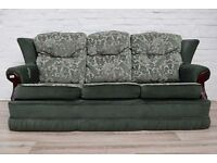 Retro 3 seater sofa from T2 Trainspotting