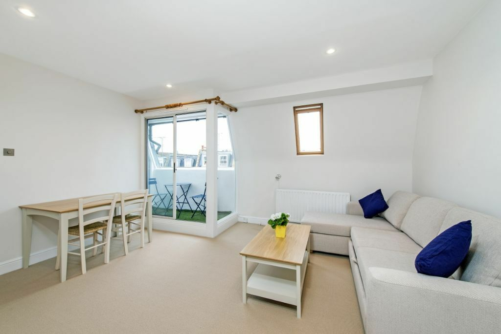A fantastic 2 bed flat with lovely views, Ifield Road, SW6.