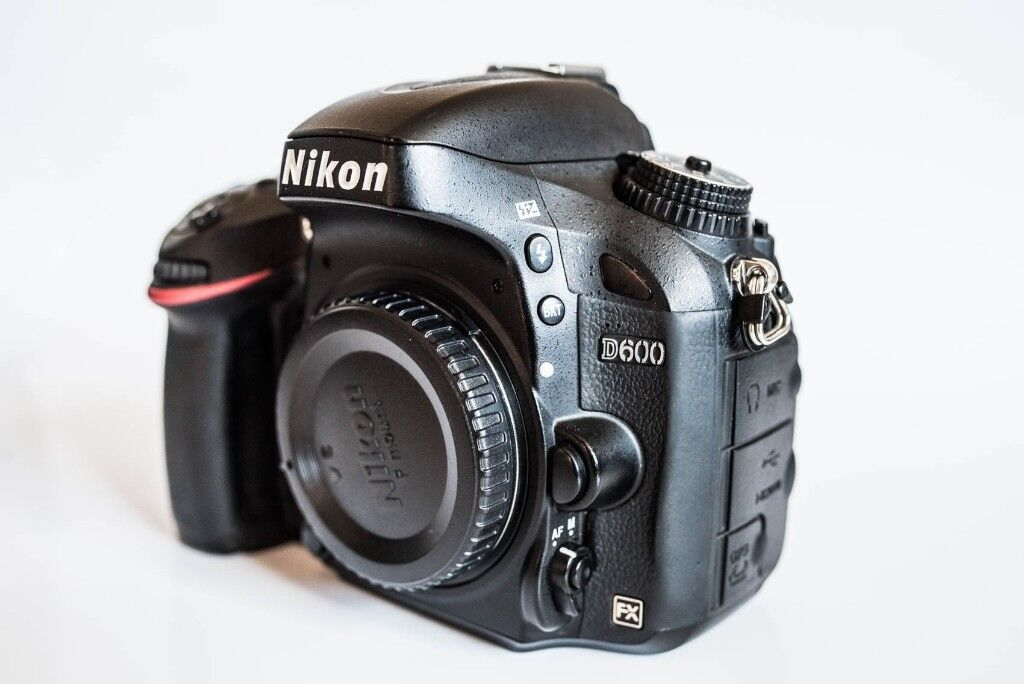 Nikon D600 DSLR - full frame camera   in Perth, Perth and Kinross ...