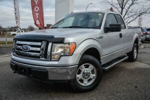 2010 Ford F-150 4X4, A/C, POWER GROUP 4X4, A/C, POWER GROUP