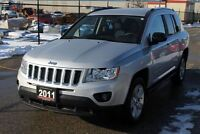 2011 Jeep Compass   4x4   CERTIFIED + E-Test