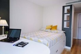 STUDENT ROOMS TO RENT IN MANCHESTER. LUXURE ENSUITE WITH PRIVATE BATHROOM,PRIVATE ROOM,TV,GYM,LOUNGE