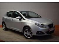 SEAT IBIZA 1.4 SPORT 5d 85 BHP Ideal First Car (silver) 2010