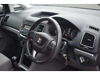 SEAT ALHAMBRA 2.0 CR TDI ECOMOTIVE S 5d 140 BHP (silver) 2011