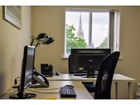 Flexible office space, enviable NR1 city location, from £249pm*