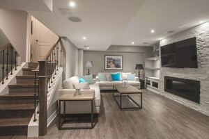 BASEMENT REMODELING AND FINISHING UNDER $25,000.00