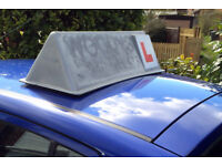 Car Roof Box Magnetic Advertising Board £15