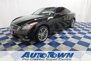 2012 Infiniti G37X Sport (A7)/USB OUTLET/LEATHER INTERIOR/SUNROO