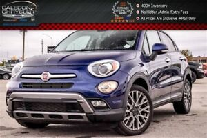 2016 Fiat 500X Trekking|Pano Sunroof|Bluetooth|R-Start|Keyless E