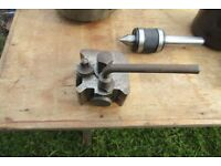 LATHE TOOLS BOXFORD TOOL POST £90 OTHER ITEMS ALSO FOR SALE NORTHAMPTON