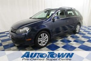 2011 Volkswagen Golf Wagon/Comfortline/HTD SEATS/TOUCH SCREEN/SU