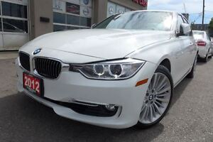 2012 BMW 3 Series 328i. Navigation. Non Accident