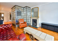 A stunning two bedroom flat with two terraces on Upper street, Angel