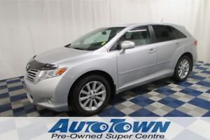 2009 Toyota Venza ACCIDENT FREE/ALLOYS/AC/USB OUTLET