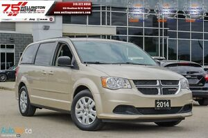2014 Dodge Grand Caravan SE | WARRANTY | STOW 'N GO SEATS.......
