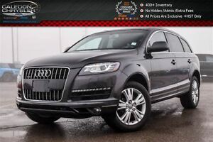 2013 Audi Q7 3.0L|Quattro|Pano Sunroof|Bluetooth|Leather|Heated
