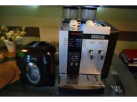 Jura Impressa X9 Coffee & Espresso Combo - ONE TOUCH + Milk Fridge