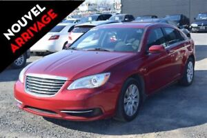 2012 Chrysler 200 LX A/C MAGS