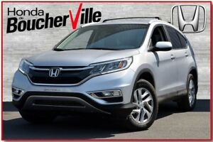 2016 Honda CR-V EX AWD Retour de location Jamais accidenté Hitch