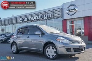 2011 Nissan Versa 1.8S-SAFETY AND ETEST INCL / PRICED TO SELL!!!