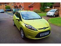 2008 FORD FIESTA STYLE 1.25 (82 PS) CAT.D