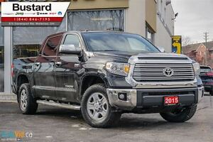2015 Toyota Tundra LIMITED | 5.7 V8 | LEATHER | 22SETS OF WHEELS