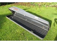 Roof Box Ideal for Winter Sports