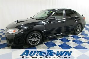 2013 Subaru WRX AWD/HTD SEATS/USB OUTLET/ALLOYS