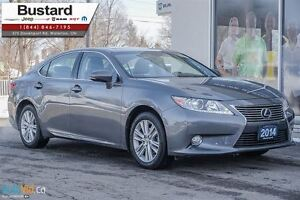 2014 Lexus ES 350 LEATHER | COOLED SEATS | HEATED SEATS