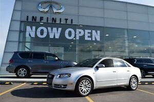 2006 Audi A4 2.0T Sdn 6sp at Tip Qtro (2) Leather Sunroof All W