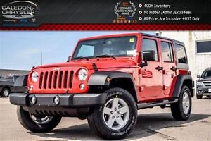 2016 Jeep WRANGLER UNLIMITED NEW Car|Sport|4x4|Dual Top Group|Bl