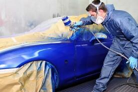 Car Sprayer / painter / body shop Job