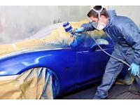 Car Sprayer / painter / body shop Job