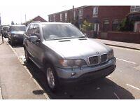 2003 BMW X5 4.4I V8 PETROL TOP SPEC, FULLY LOADED SPEC!