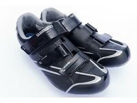 Shimano Dynalast cycling shoes with SPD-SL cleats