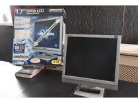 Medion 17 inch colour monitor