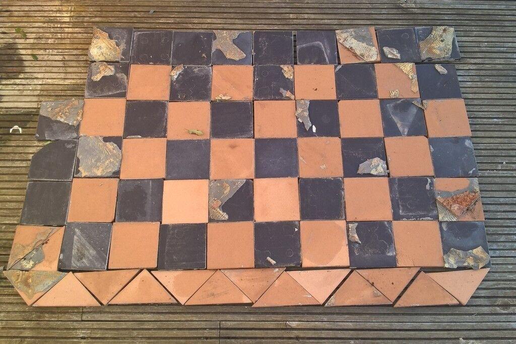 Original 1930's tiles