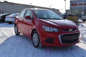 2017 Chevrolet Sonic | Spare Tire | Back Up Cam | USB Input