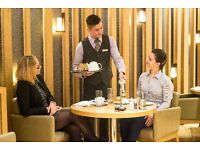 Part-Time Breakfast Waiter/Waitress 4* Hotel - Excellent Wage + Free Meals + Free Gym & Benefits