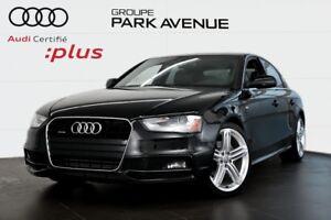 2016 Audi A4 2.0 TFSI TECHNIK S LINE+NAVIGATION+TOIT !
